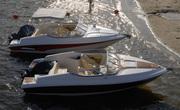 Каютный катер Аквамарин 640