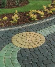Плитка фасадная, декоративная, тратуарная, бордюры, ступеньки камины