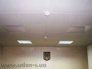 Отопление UDEN-S в г. Херсон,  обогреватель потолочный