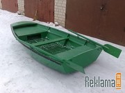 Лодки весельные под заказ