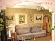 Сдам Трехкомнатная квартира,  центр р-н. парка им. Ленина,  Владелец