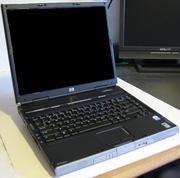 Продам достойный ноутбук HP ze2000 с лизинга в отличном состоянии,  КРЕ