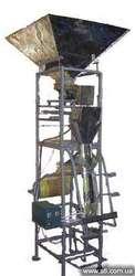 Упаковочный   полуавтомат для фасовки  и упаковки сыпучих продуктов
