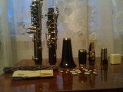 Продаю кларнет недорого в отличном состаянии