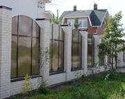 Заборы из поликарбоната Херсон.