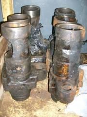 Продам направляющую клапана,  фонарь выпускной NVD48A-2U