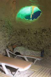 Соляная пещера в Херсоне
