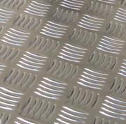 Алюминиевый лист рифленый в Херсоне.