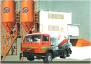 Бетон и раствор,  доставки миксерами и самосвалами,  услуги бетононасоса