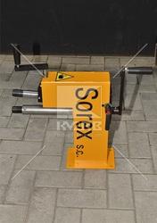 Зиговка (зиг машина) польского изготовителя Sorex модель CW 50/200