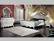 Фабрика Mirandola производит мебель из натурального дерева,  в качестве