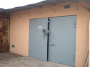 гараж капитальный бетонный