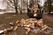 Продаём дрова акации и дуба в Херсонской области.