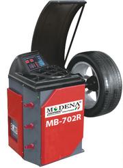 MB702.Балансировочный станок для колёс легковых колес весом до 65м кг