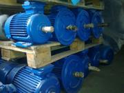 Электродвигатели АИР160S2 - 15кВт/3000 об/мин
