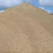Песок,  щебень в мешках