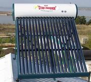 Солнечный водонагреватель СБ для Летних Баз отдыха и дач