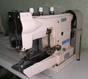 Продам пуговичную машину Veritex VB4-2A