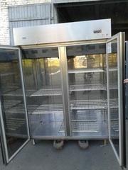 Продам холодильный шкаф на 1400 л Zanussi бу для общепита