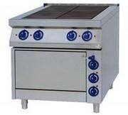 Продам новую плиту с духовкой ES-47/1 Kogast для общепита