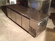 Продам холодильный стол бу на 4 двери Desmon для общепита