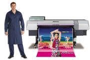 Срочная широкоформатная печать
