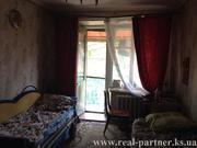 Двухкомнатная квартира. Херсон,  ХБК,  пер. Смоленский.