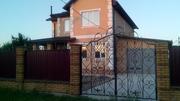 Новый дом 2016 года постройки,  15 соток