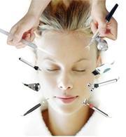 Курс косметического массажа ( лица,  шейно- воротниковой зоны,  зоны дек