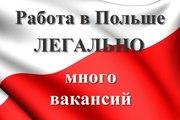 Легальная работа Польше и др.странах