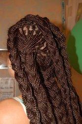 Курс плетения косичек  с УЦ  Nota Bene. Курсы в Херсоне