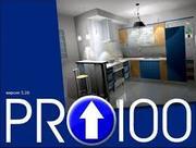Курс дизайна интерьера и мебели в программе PRO100. Nota Bene.
