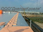 Ремонт и устройство мембранной кровли в Скадовске