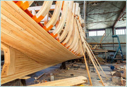 Столяры и помощники столяров на строительство яхт (Польша)