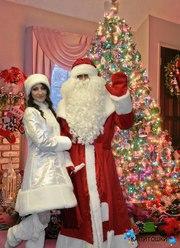 Дед Мороз и Снегурочка на корпоратив Херсон