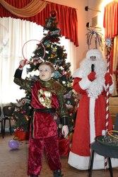 Дед Мороз и Снегурочка на детский утреник Херсон