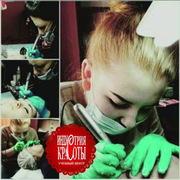 Курсы перманентного макияжа. Учебный центр Индустрия красоты