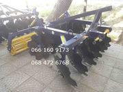 Борона АГД АГД-2, 1 для ЮМЗ/МТЗ тракторов