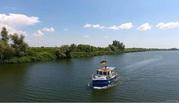 Аренда яхты в Херсоне. Прогулки по Днепру на яхте. Яхта напрокат