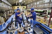Рабочие на завод Skoda в Чехию