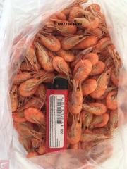 Вкусные креветки