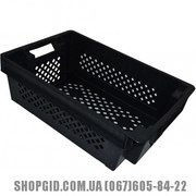 Пластиковые складные ящики купить в Херсоне shopgid com ua Пищевые