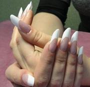 Наращивание и дизайн ногтей в УЦ «Твой успех» Херсон. Таврический