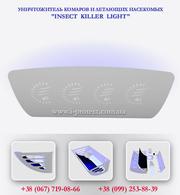 Лампа для уничтожения комаров,  приманка для мух