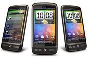 HTC Желание Quad-диапазона GSM сотового телефона - разблокирована