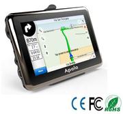 GPS навигаторы Apolo