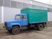 Газ3307 фургон,  1991год , термобудка.