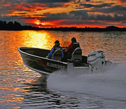 Прогулки по плавням на моторных лодках