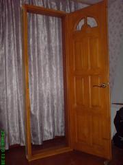 Cрочно продам новые двери из Ялицi. 1800 гр., торг .